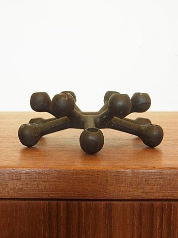 candle holder & candle(DANSK)_c0139773_1882539.jpg