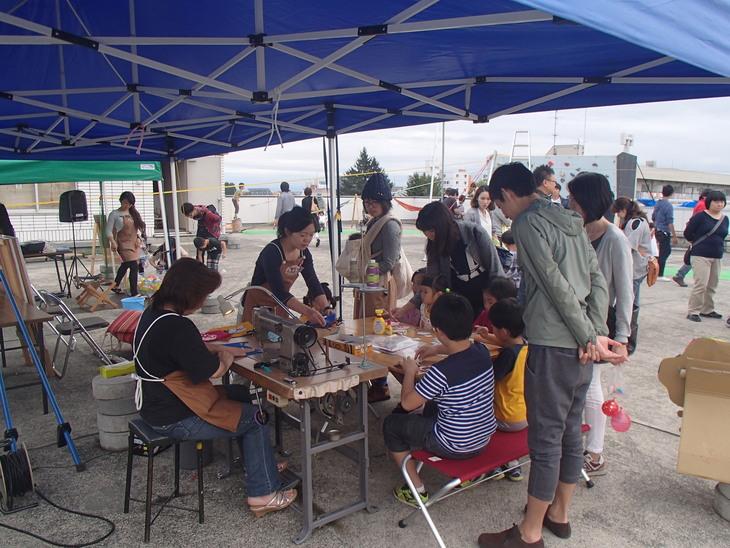 白石店秋祭り、好評開催中!_d0198793_9522614.jpg