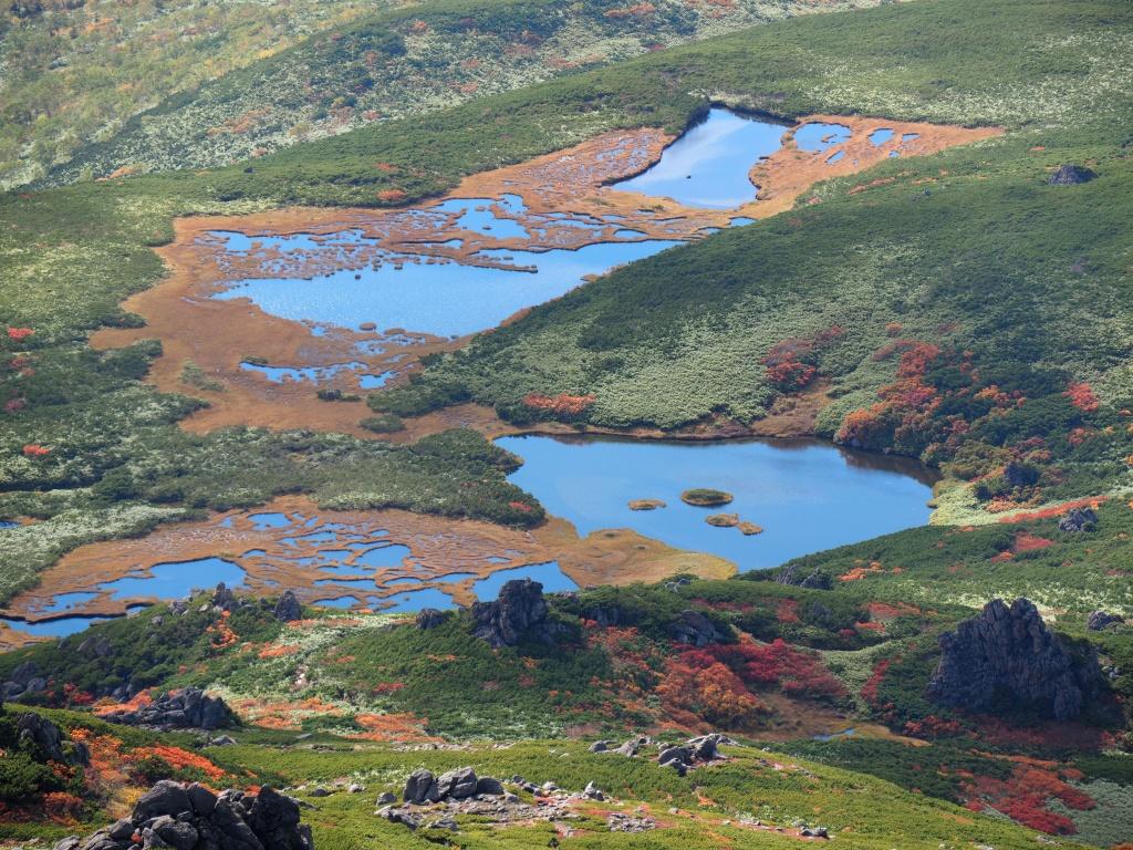 紅葉登山、9月16日-安足間分岐から登山口編-_f0138096_20263739.jpg