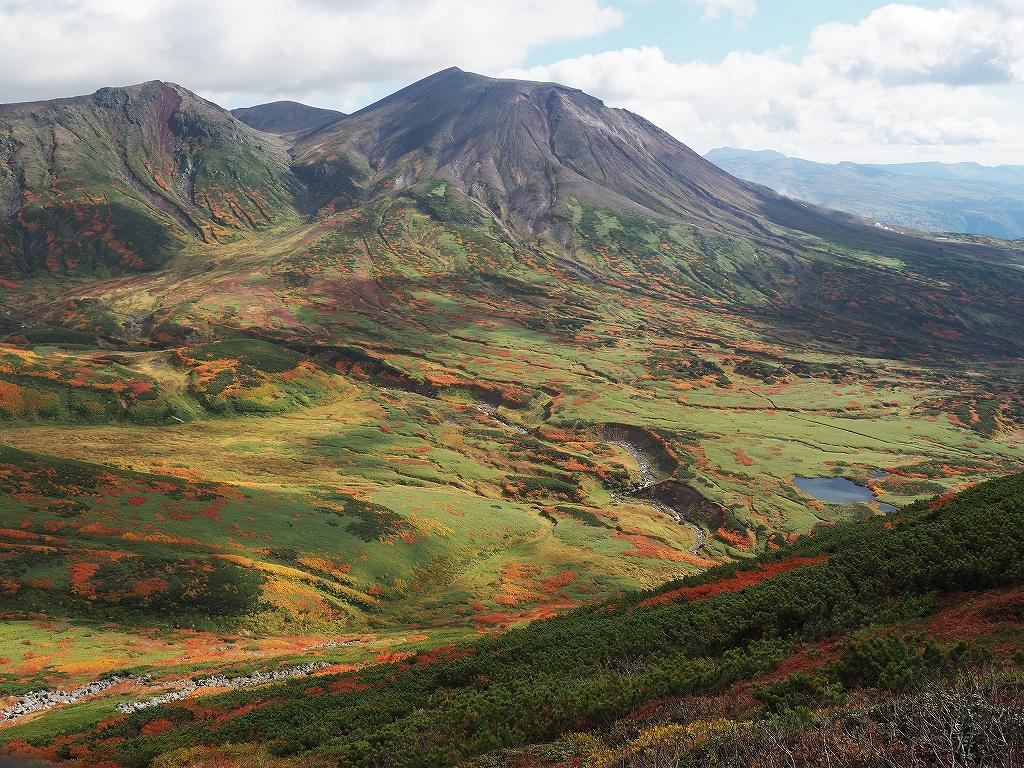 紅葉登山、9月16日-安足間分岐から登山口編-_f0138096_20271067.jpg