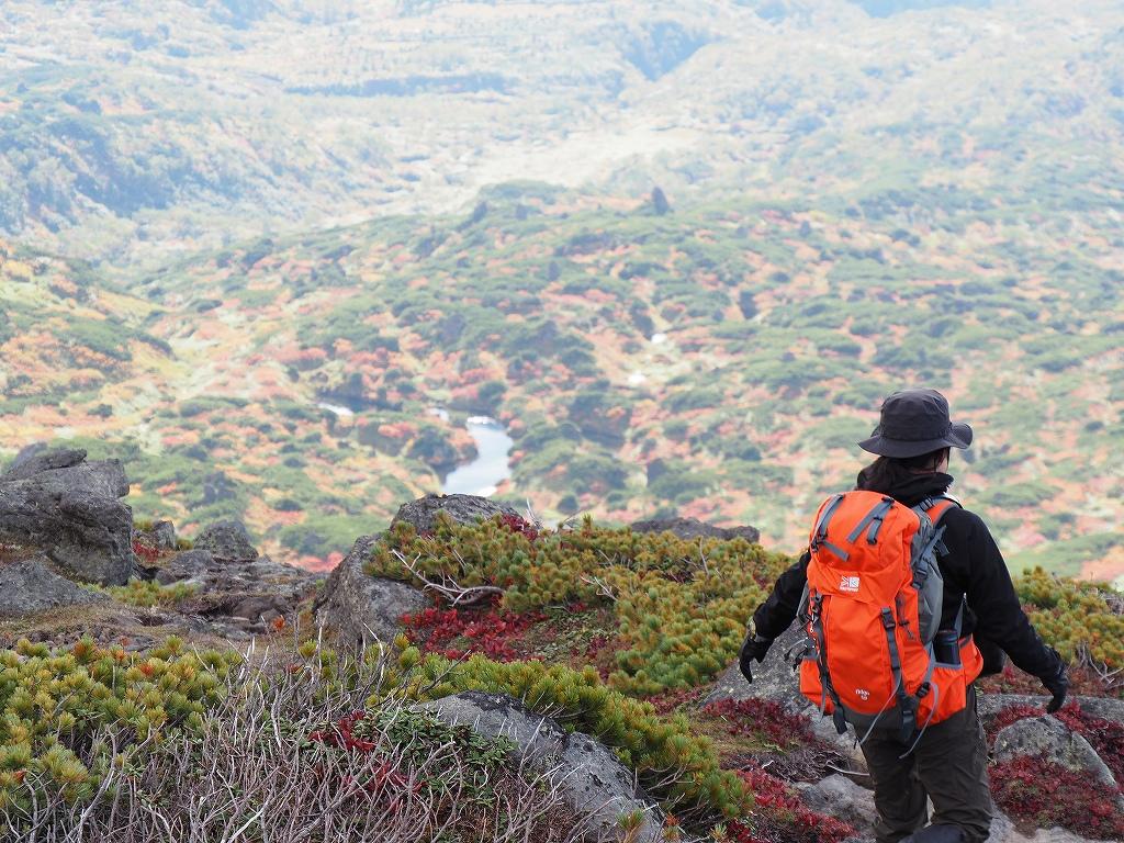 紅葉登山、9月16日-安足間分岐から登山口編-_f0138096_20271942.jpg