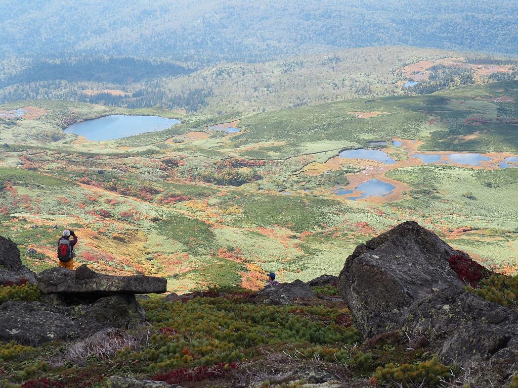 紅葉登山、9月16日-安足間分岐から登山口編-_f0138096_20272835.jpg