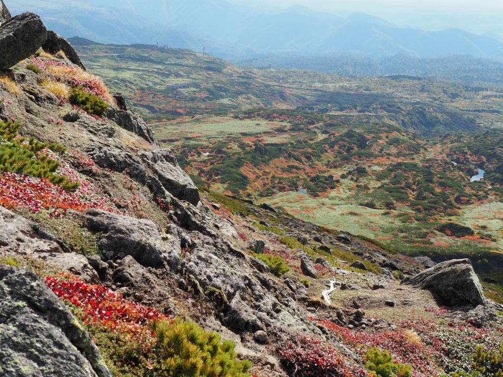 紅葉登山、9月16日-安足間分岐から登山口編-_f0138096_20273781.jpg