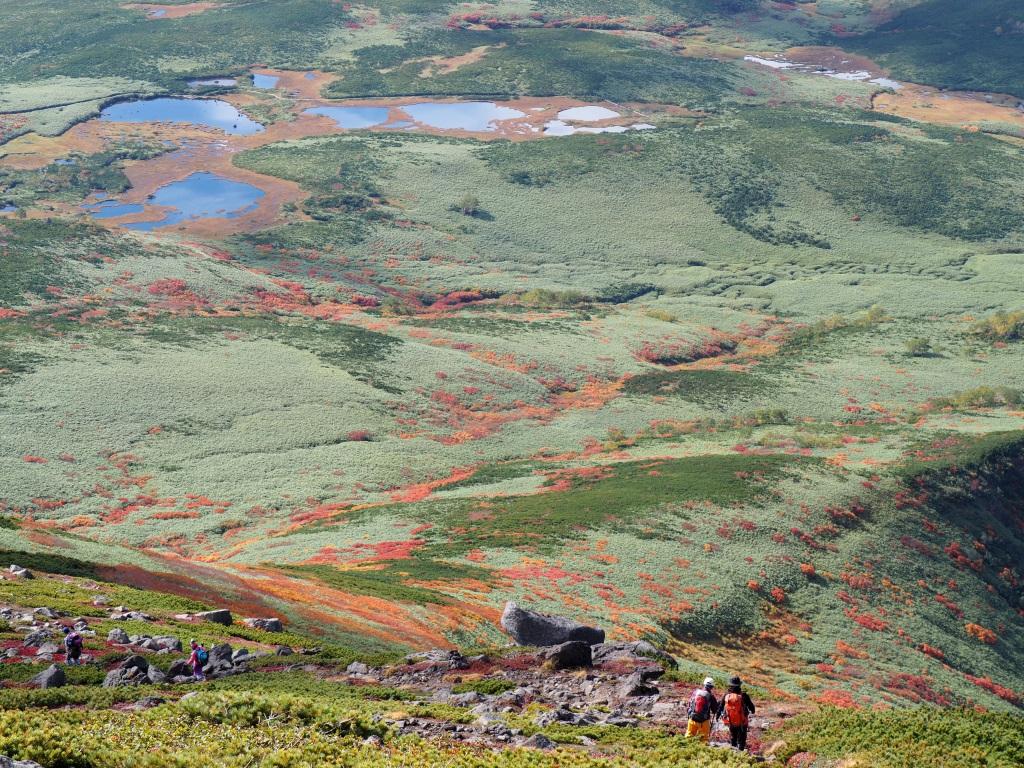 紅葉登山、9月16日-安足間分岐から登山口編-_f0138096_20281883.jpg