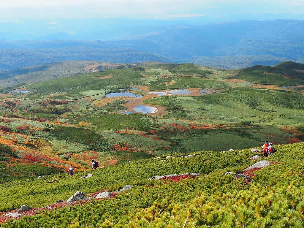 紅葉登山、9月16日-安足間分岐から登山口編-_f0138096_20283713.jpg