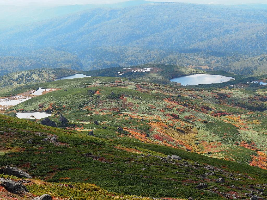 紅葉登山、9月16日-安足間分岐から登山口編-_f0138096_2028951.jpg
