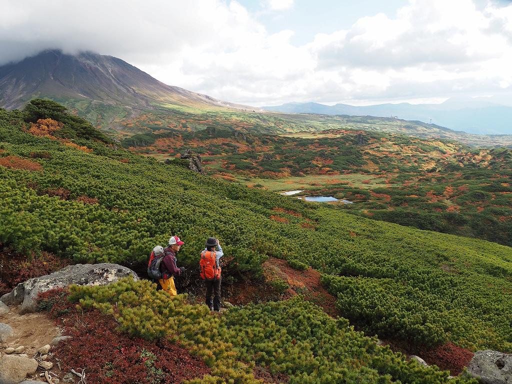紅葉登山、9月16日-安足間分岐から登山口編-_f0138096_20291198.jpg