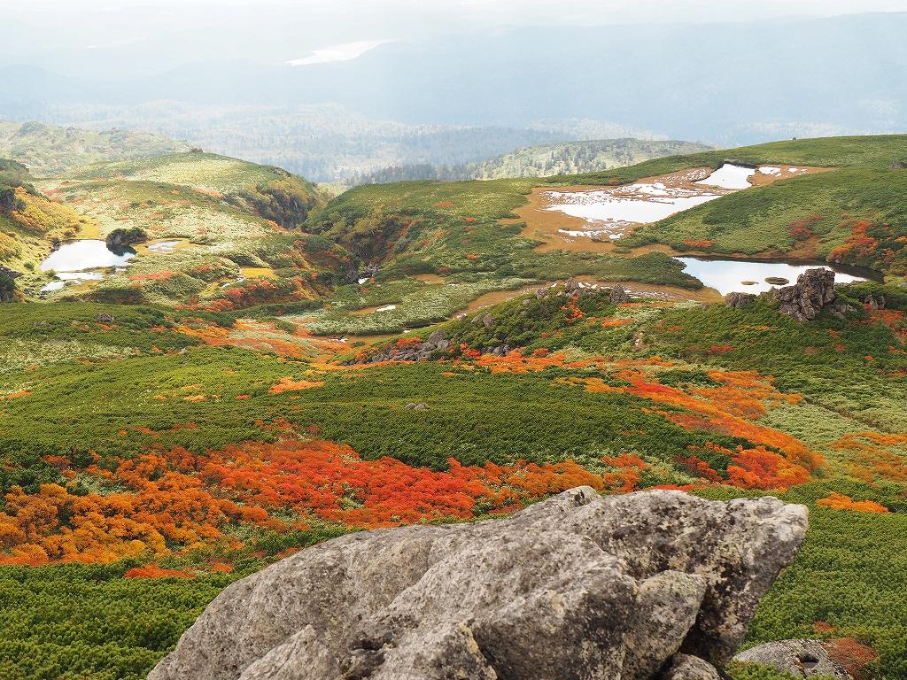 紅葉登山、9月16日-安足間分岐から登山口編-_f0138096_20292255.jpg