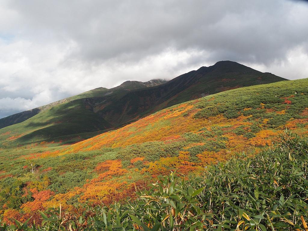 紅葉登山、9月16日-安足間分岐から登山口編-_f0138096_20294289.jpg