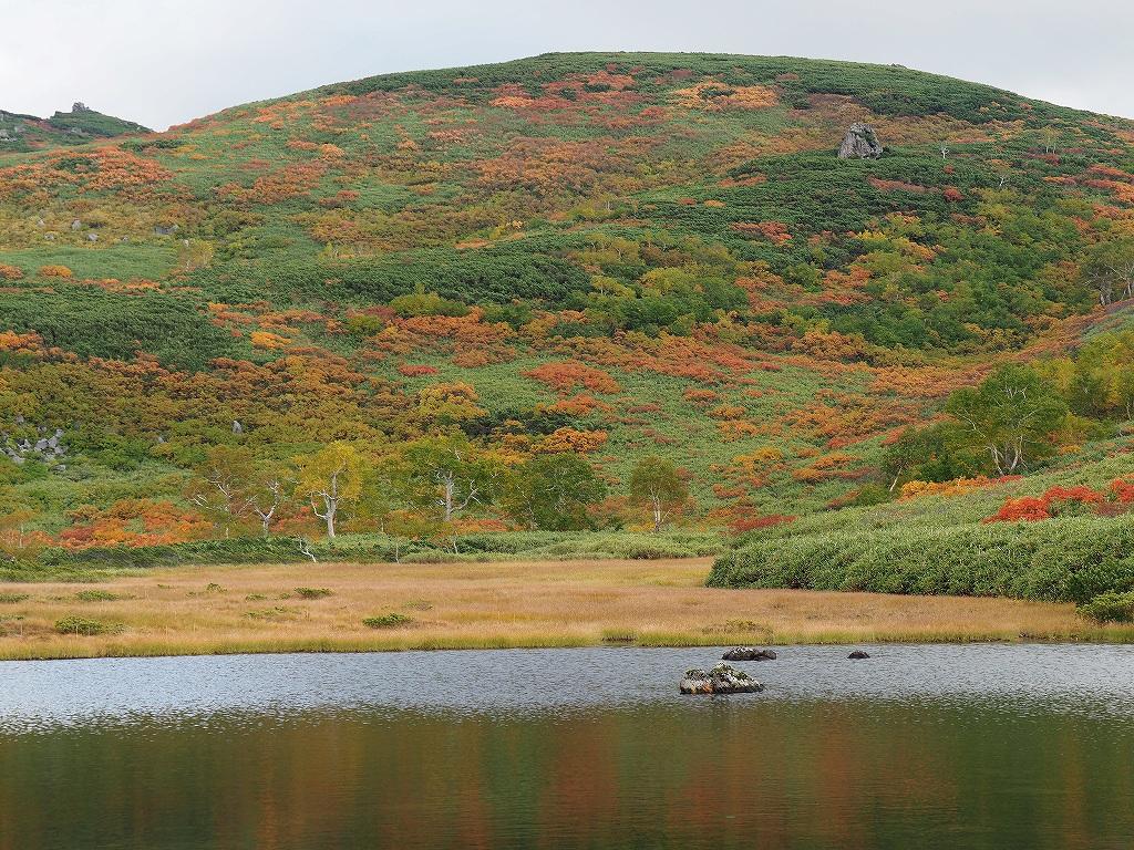 紅葉登山、9月16日-安足間分岐から登山口編-_f0138096_20295542.jpg