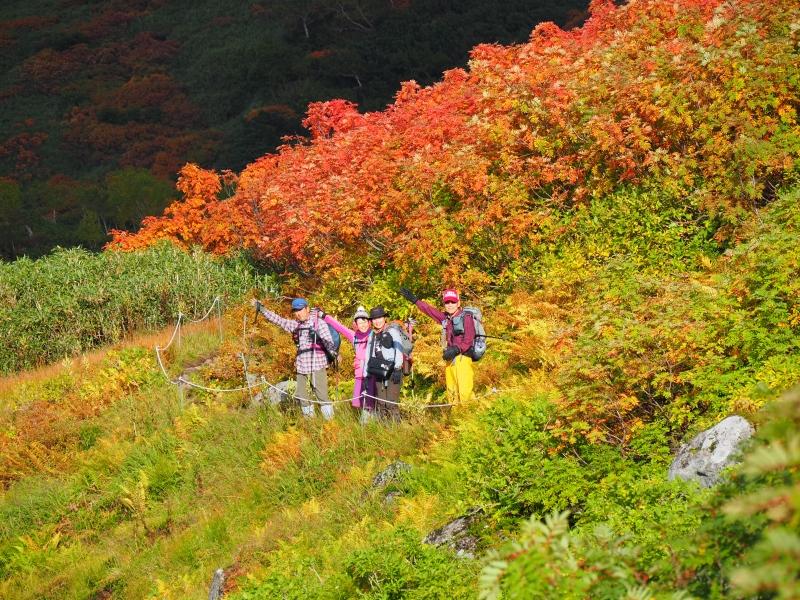 紅葉登山、9月16日-安足間分岐から登山口編-_f0138096_20301877.jpg