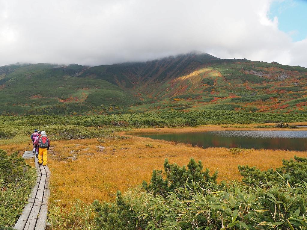 紅葉登山、9月16日-安足間分岐から登山口編-_f0138096_2030698.jpg