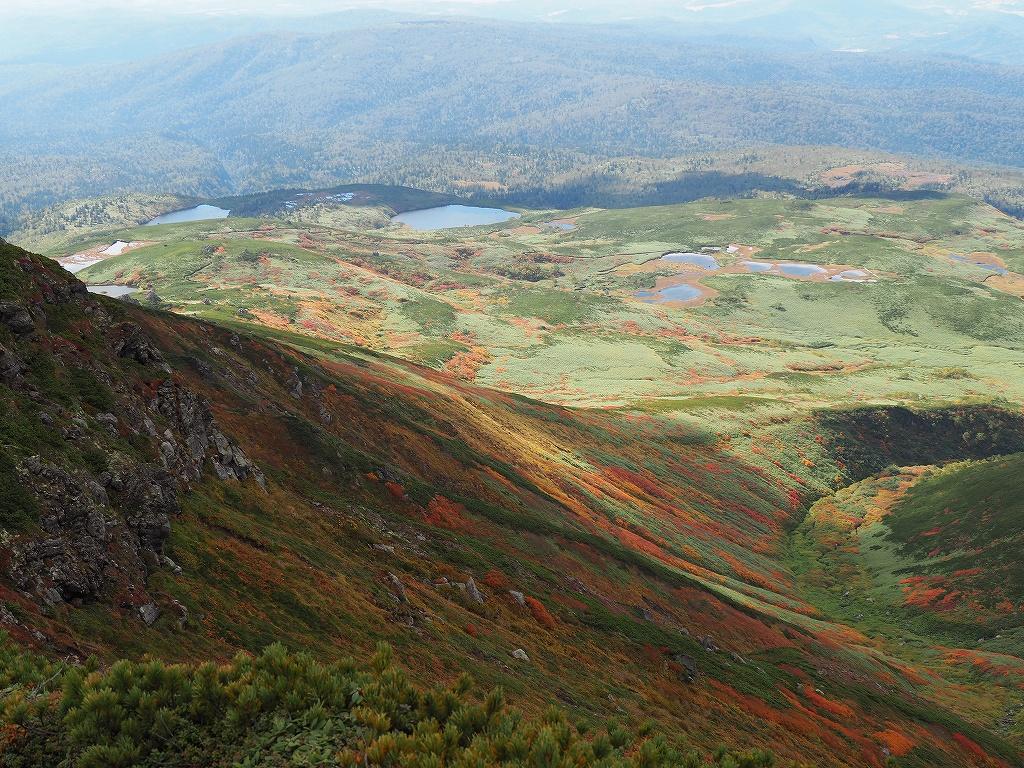 紅葉登山、9月16日-安足間分岐から登山口編-_f0138096_23245982.jpg