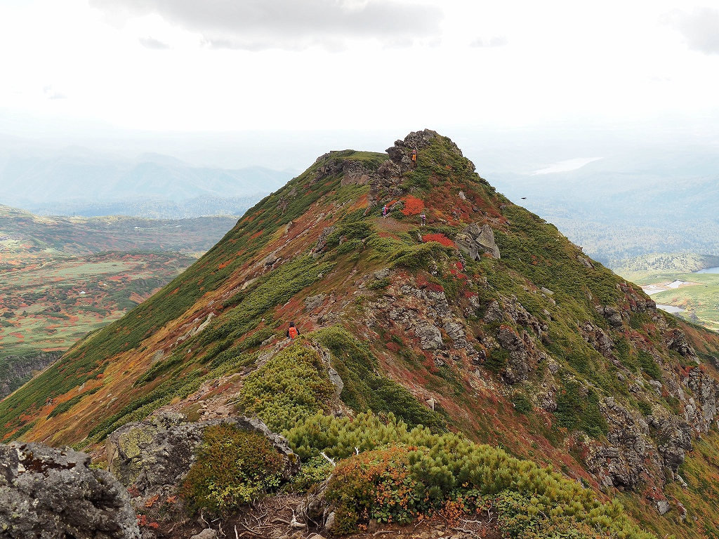紅葉登山、9月16日-安足間分岐から登山口編-_f0138096_23251124.jpg