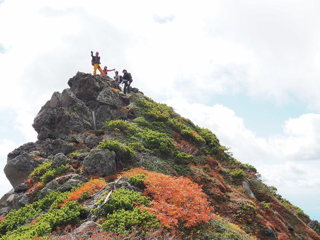 紅葉登山、9月16日-安足間分岐から登山口編-_f0138096_23253299.jpg