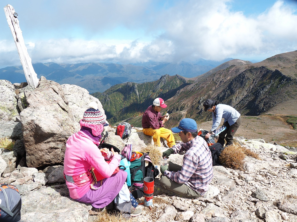 紅葉登山、9月16日-愛別岳から安足間分岐編-_f0138096_9375134.jpg
