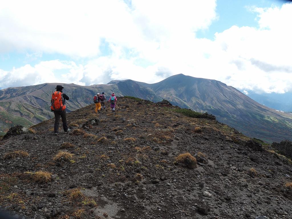 紅葉登山、9月16日-愛別岳から安足間分岐編-_f0138096_9383162.jpg