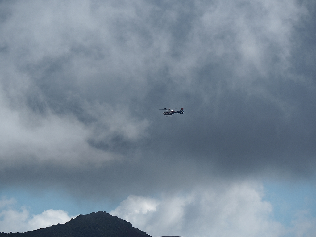紅葉登山、9月16日-愛別岳から安足間分岐編-_f0138096_9385592.jpg