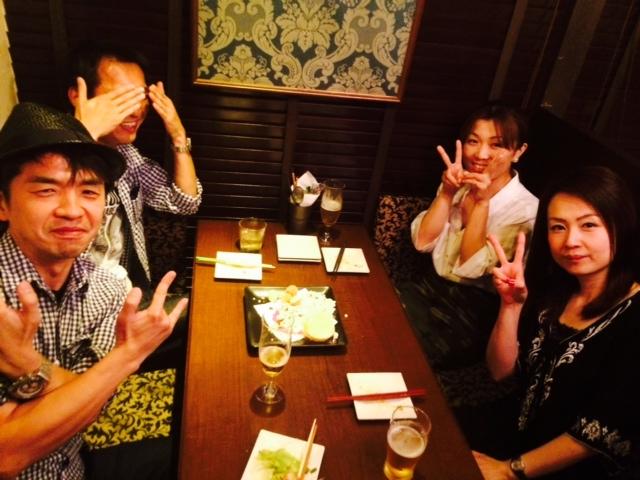 miumiu大コンパ大会~101回目のプロポーズの会。_a0050302_0591469.jpg