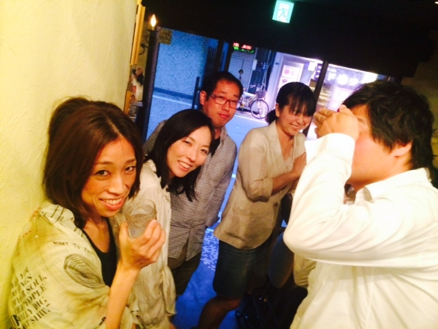 miumiu大コンパ大会~101回目のプロポーズの会。_a0050302_101212.jpg
