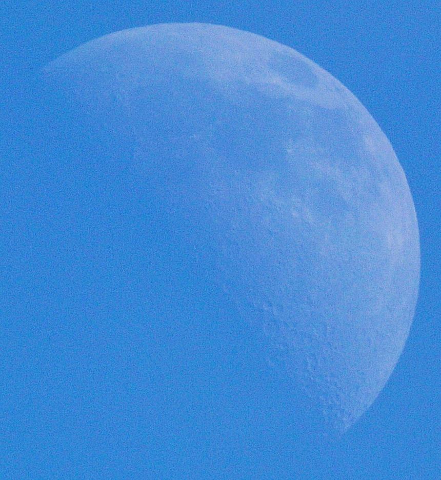 上弦の月(2015年9月21日)_e0089232_19123077.jpg