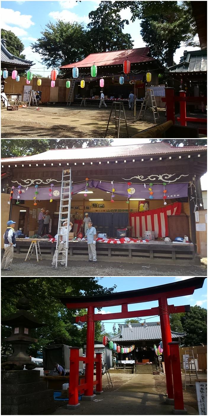 彼岸花とお祭り☆_c0152341_818573.jpg