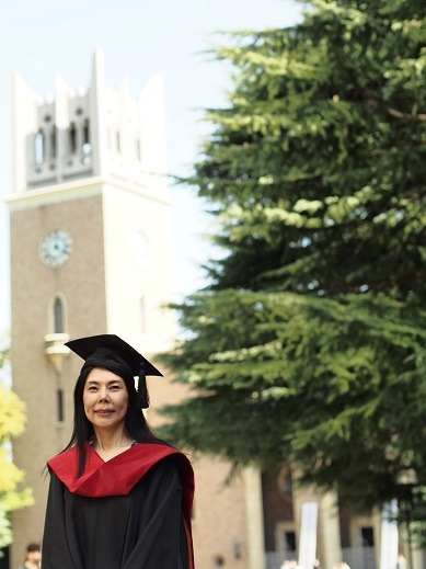 一芸1000時間で日本一、10000時間で世界一を目指せ~早稲田大学大学院卒業祝いの言葉_f0073848_11401437.jpg