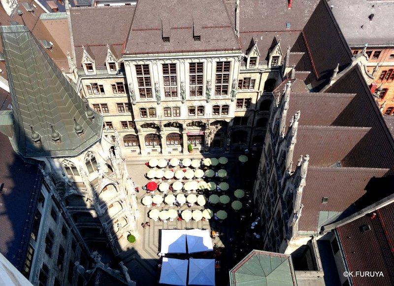ドイツ9日間の旅 5 ミュンヘン そのⅡ  新市庁舎_a0092659_1545184.jpg