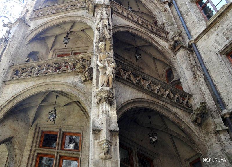 ドイツ9日間の旅 5 ミュンヘン そのⅡ  新市庁舎_a0092659_1975634.jpg