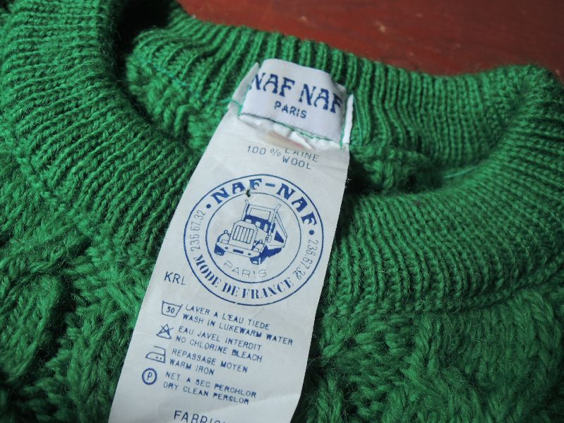 FISHERMAN KNIT SWETER--RECOMMEND--_c0176867_1324863.jpg