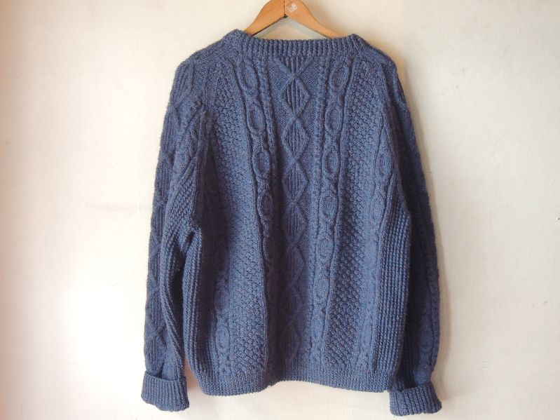 FISHERMAN KNIT SWETER--RECOMMEND--_c0176867_13401038.jpg