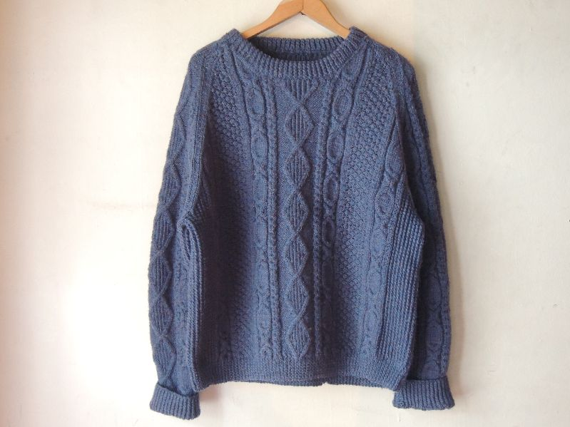 FISHERMAN KNIT SWETER--RECOMMEND--_c0176867_1340385.jpg