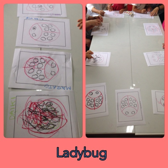 Ladybug ベイビー英語🐞_a0285570_12460302.jpg