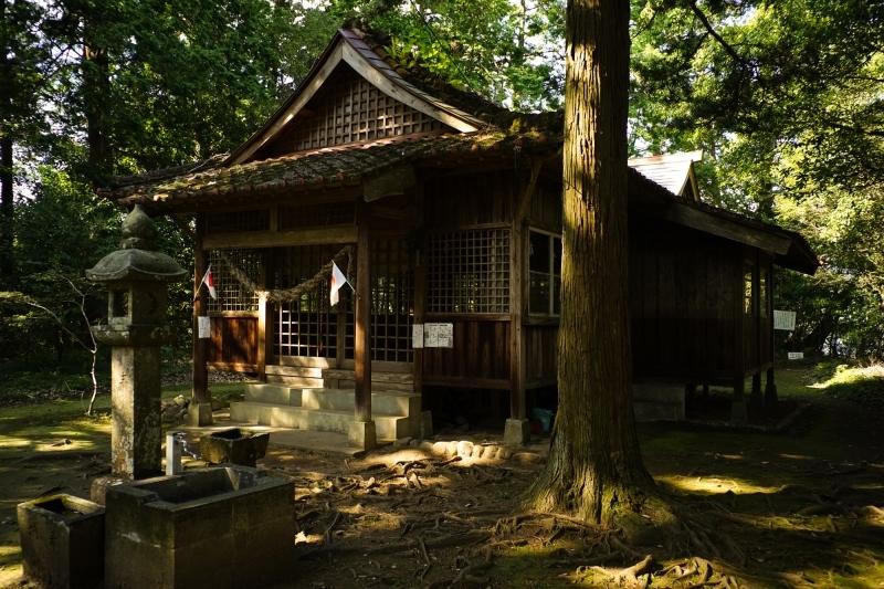 日本遺産 人吉球磨 雨宮神社 トトロの森_c0338787_16175944.jpg