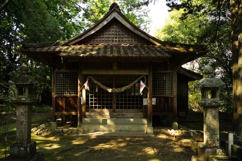 日本遺産 人吉球磨 雨宮神社 トトロの森_c0338787_16182638.jpg