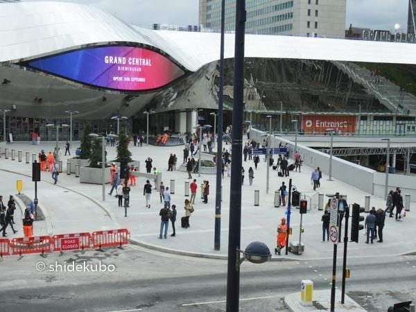 新ニューストリート駅 バーミンガム_b0234690_00174471.jpg