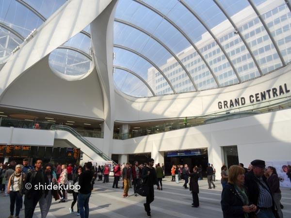 新ニューストリート駅 バーミンガム_b0234690_00180586.jpg