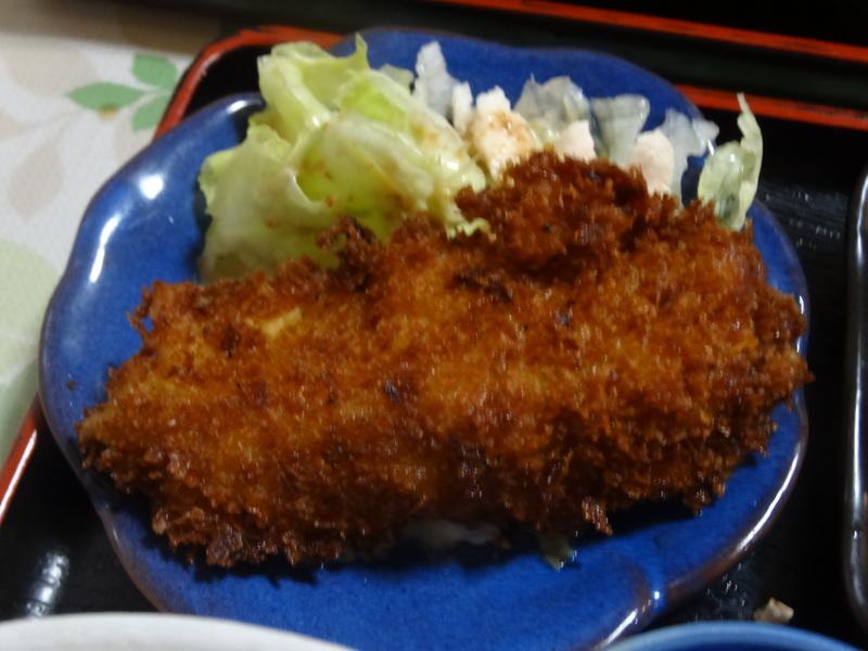 銚子で格安のおまかせ定食です。_c0225997_1124049.jpg