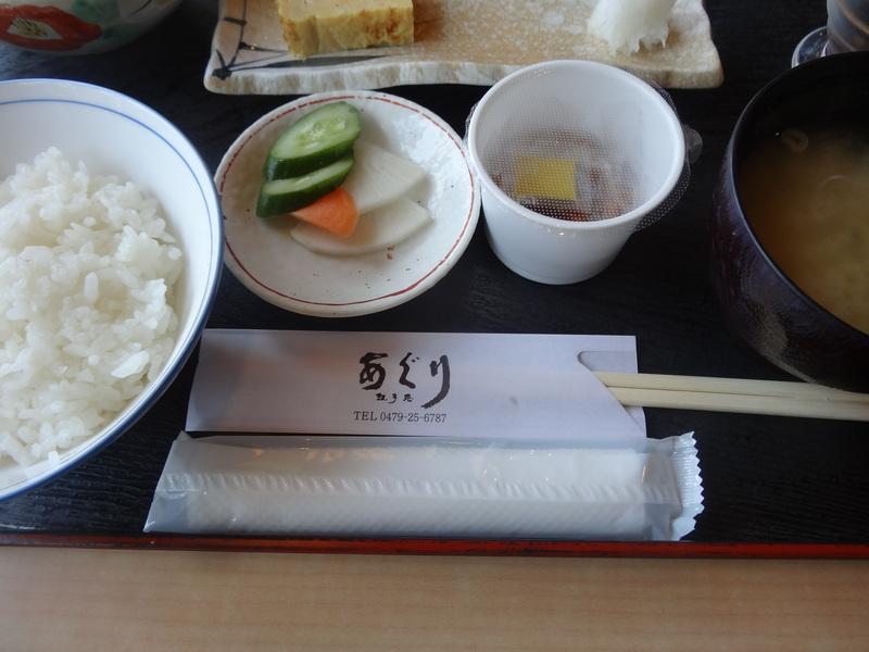 銚子のビジネスホテルの和食の朝ご飯です。_c0225997_15405516.jpg