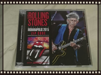 THE ROLLING STONES / DEFINITIVE INDIANAPOLIS 2015_b0042308_17322781.jpg