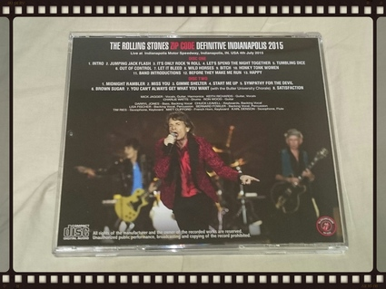 THE ROLLING STONES / DEFINITIVE INDIANAPOLIS 2015_b0042308_17323849.jpg