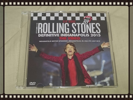 THE ROLLING STONES / DEFINITIVE INDIANAPOLIS 2015_b0042308_17324634.jpg