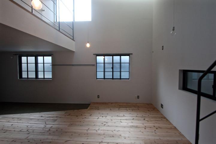 3階建て住宅です。木造で構成しています。_d0111714_1105019.jpg