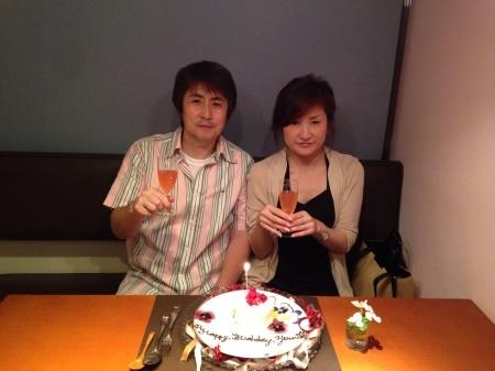 お誕生日おめでとうございます☆_c0220838_17365709.jpg