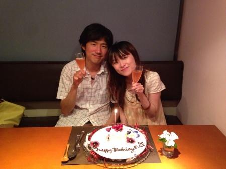 お誕生日おめでとうございます☆_c0220838_18184808.jpg