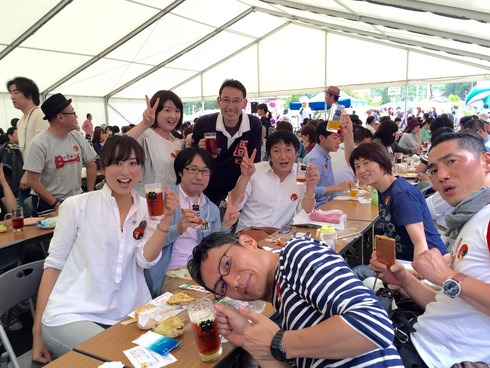 つなぐビール〜盛岡ベアレン〜_b0199244_1172970.jpg
