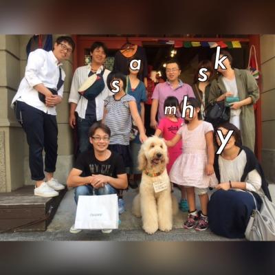 壮行会のような家族会 IN 横浜中華街 東林_b0307951_21395353.jpg