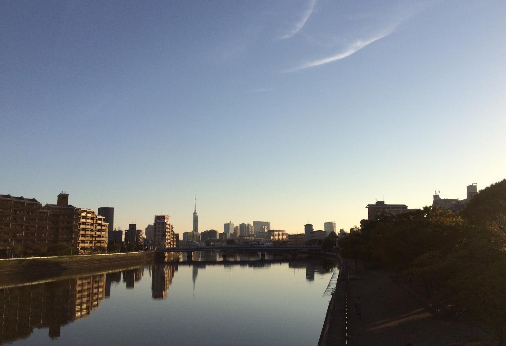 秋晴れ~福岡_d0082356_893048.jpg