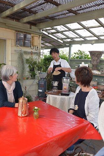 アナーセン秋色GARDEN フェスタ ・・・一姫二太郎&一匹_b0137969_05302048.jpg
