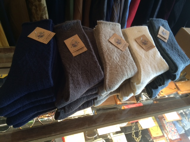 Lemonde Socks入荷。_d0160378_21555279.jpg
